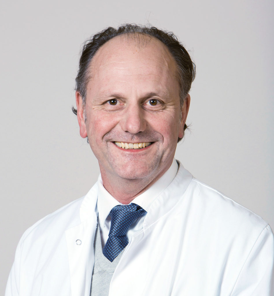 """Chefarzt Dr. med. Frank Auerbach Facharzt für Chirurgie, Orthopädie und Unfallchirurgie mit Zusatzqualifikation """"Spezielle Unfallchirurgie"""" und """"Rettungsmedizin"""", D-Arzt"""