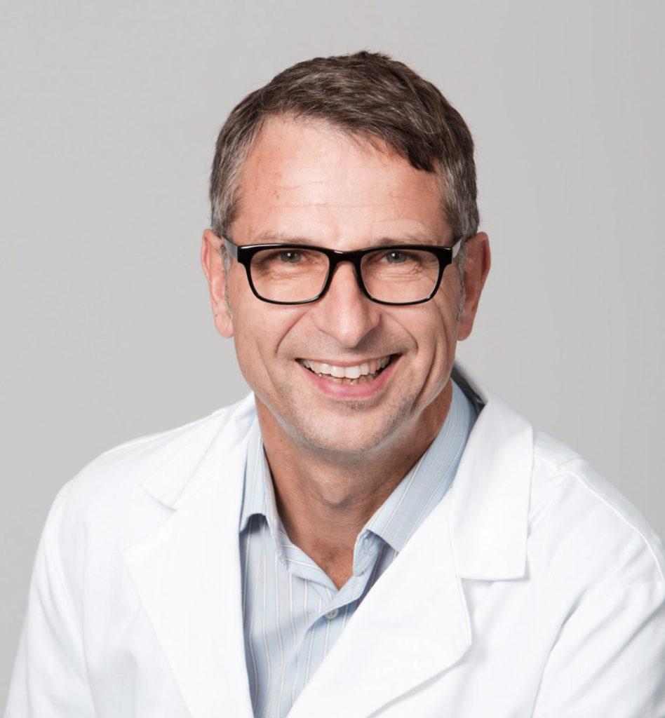 Chefarzt PD Dr. med. Markus Weißkopf Facharzt für Orthopädie; Unfallchirurgie; Chirurgie